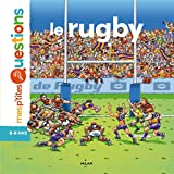 Le rugby (Mes p'tites questions) (French Edition)