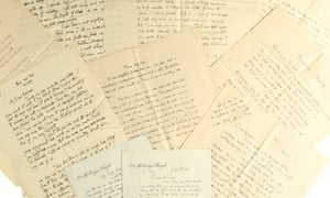 Algunas cartas de Waugh a Plunket Greene.