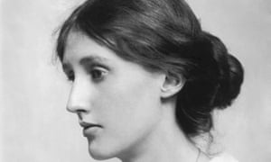 Reescribe la historia ... Virginia Woolf.