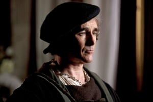 Nombre del programa: Wolf Hall - TX: n / a - Episodio: Ep1 (n ° 1) - Muestra fotográfica: Thomas Cromwell (MARK RYLANCE) - (C) Company Productions Ltd - Fotógrafo: Giles Keyte 4069738