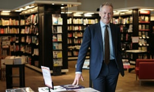 James Daunt, CEO de Waterstones