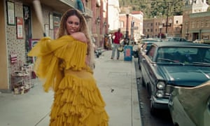 "Video de ""Hold up"" de Beyoncé."