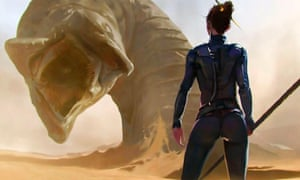 Dune will be released in October.