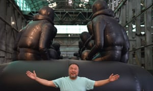 Ai Wei Wei's memoir will be published in September.